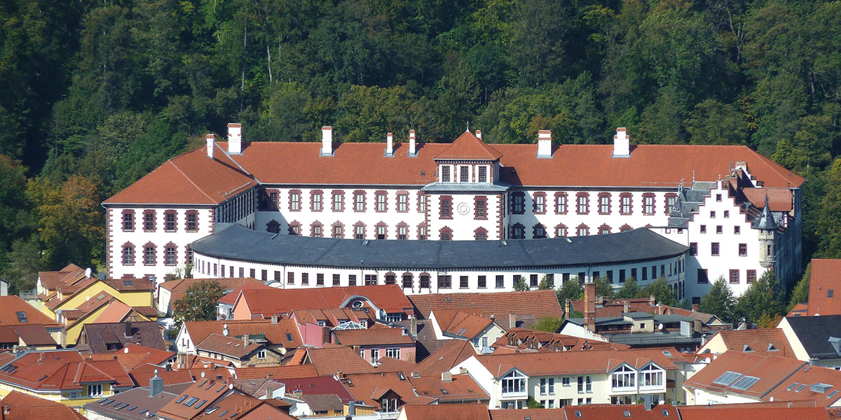 Schloss Elisabethenburg in Meiningen (Foto: Kramer96 . Creative Commons)